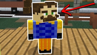I CANT STOP LAUGHING!   CREEPY NEIGHBORS SON HIDE N' SEEK! - Minecraft Mods