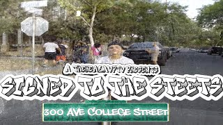 Went to Fresno hood College Street with Bulldog gang   8.19.21
