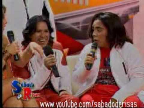 Sabado de Risas 13 de Febrero 2010 - Igualitos 1-2 - Los Puntos del Amor - Panamericana Tv.avi