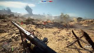 Let's Play multi Battlefield 1 #171 Punkt zwrotny na punkcie