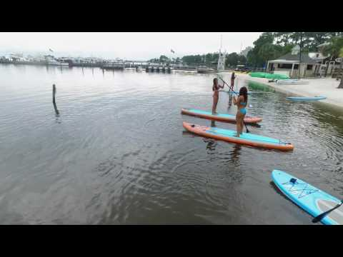 Learn to Stand Up Paddle Board at YOLO Sandestin