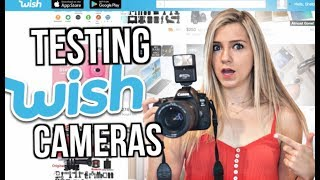 Testing Cheap Camera Products From Wish!