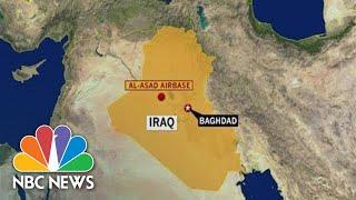 Special Report: Iran Attacks U.S. Military Base In Iraq | NBC News (Live Stream)