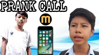 Prank Call to Brader Vlogs Friend P-Troll Officail | Khmer prank 2018 | MENG GAMING