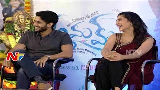 Naga Chaitanya says he did not find a lecturer like Shruth..