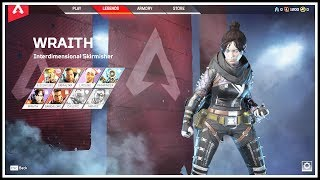 How to use Wraith Ultimate Ability Apex Legends