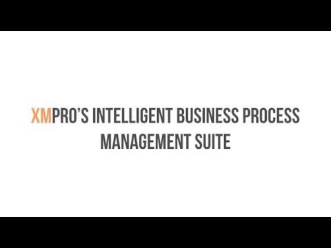 XMPro iBPMS Overview