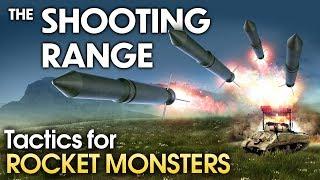 THE SHOOTING RANGE #162: Tactics for ROCKET MONSTERS / War Thunder