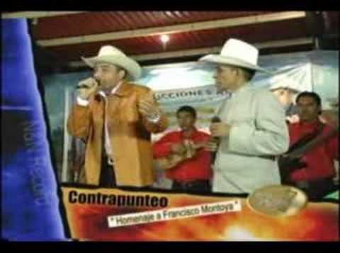 CONTRAPUNTEO   R. QUINTANA Y FRANCISCO MONTOYA  2  en el Prog. de Nelson Osuna
