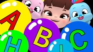 ABC Song + More Nursery Rhymes & Kids Songs | Super Lime And Toys