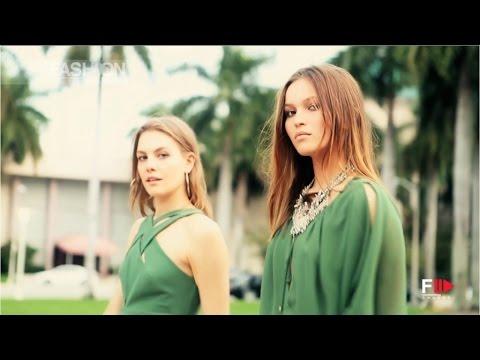 ANNA RITA N ADV Campaign SS 2015 by Fashion Channel