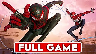 SPIDER-MAN MILES MORALES Gameplay Walkthrough Part 1 FULL GAME [1080P HD] - No Commentary