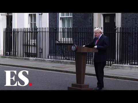 Boris Johnson says UK is beginning to 'turn the tide' against coronavirus