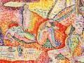 Matisse's Luxe, calme et volupté, 1904