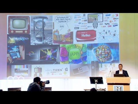 Vortrag: Der stille Start des Smart-TV-Marktes