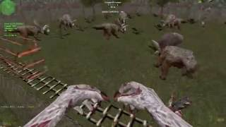 Counter-Strike: Zombie Escape Mod - ze_Jurassicpark_v2 on ProGaming