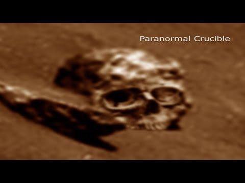 Baixar Giant Humanoid Skull Found On Mars