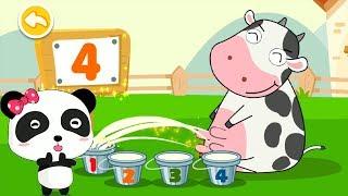 Vừa Học Vừa Chơi - Bé Học Số Đếm Từ 1 đến 10 - Trò Chơi Các Con Số