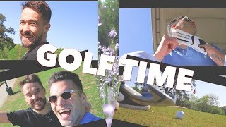 Tiger woods who? Golf Time with NOAAON  + Richie Nuzz