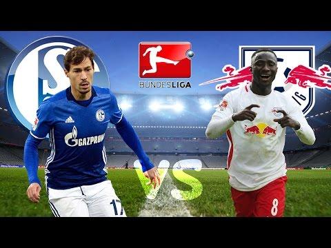 Schalke 04 vs RB Leipzig