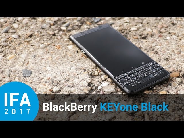 Belsimpel.nl-productvideo voor de BlackBerry KEYone 64GB Black