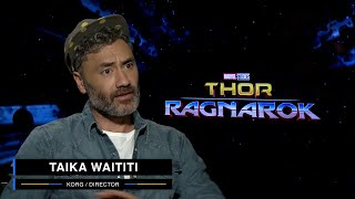 Taika Waititi on Marvel Studios' Thor: Ragnarok