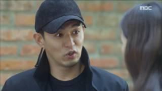 [Woman with a Suitcase] 캐리어를 끄는 여자 ep.10 Joo Jin-mo returns back to Choi Ji-woo 20161031