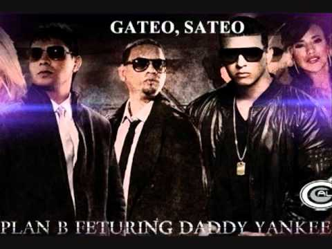 Llevo Tras De Ti (Gateo, Sateo) - Daddy Yankee Ft. Plan B Original ★REGGAETON 2012★