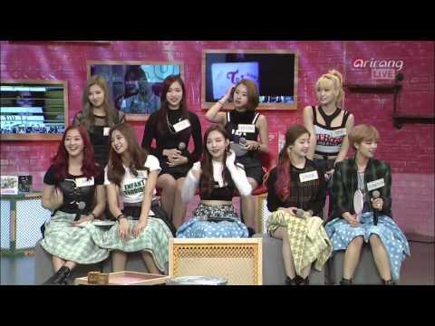 TWICE (트와이스) Dancing To JYPE Songs (After School Club Cut)