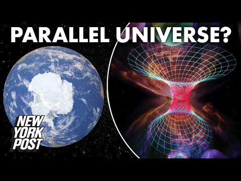 NASA scientists detect evidence of parallel universe where time runs backward | New York Post