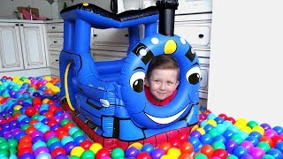 Learn Colors for Children with Thomas the Train | Learning Video for Toddlers | Thomas and Friends