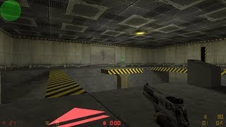 TESTING MY FIRST ZE MAP! | Counter-Strike 1.6 Zombie Escape - ze_milf_facility_escape (old version)