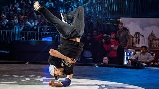 Thesis vs Benny - Battle 1 - Red Bull BC One World Final 2014 Paris