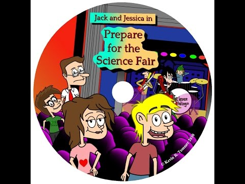 Kevin Temmer Presents: Prepare for the Science Fair