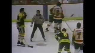 Philadelphia Flyers vs Boston Bruins. 19 may 1974
