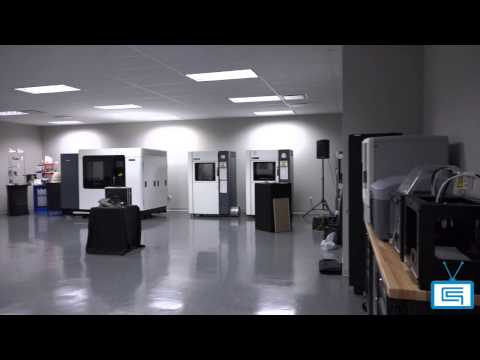 Tour Cimquest's New Facility in Branchburg NJ