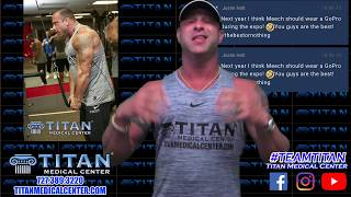 Titan Medical Center - Europa Wrap Up! Clash of Titans @Iron Religion Gym/Therapy of the Week!