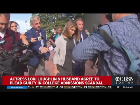 Lori Loughlin, Husband Mossimo Giannulli To Plead Guilty In College Admissions Scam