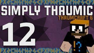 Thaumcraft Beginnings (Modern Skyblock 3 Departed Let's Play