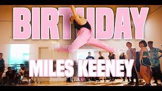 BIRTHDAY | Katy Perry | Miles Keeney Choreography