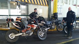 Utah on KTM 690 R Enduro and Suzuki DR650 Videos - Playxem com