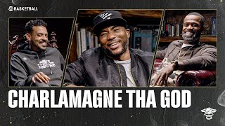 Charlamagne Tha God | Ep 48 | ALL THE SMOKE Full Episode | SHOWTIME Basketball