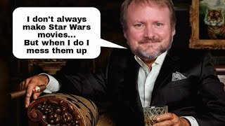 Rian Johnson - The Most Unlikable Man in Star Wars