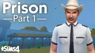 The Sims 4 - Prison Challenge - Part 1