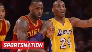 Who would you start a franchise with: LeBron or Kobe? | SportsNation | ESPN