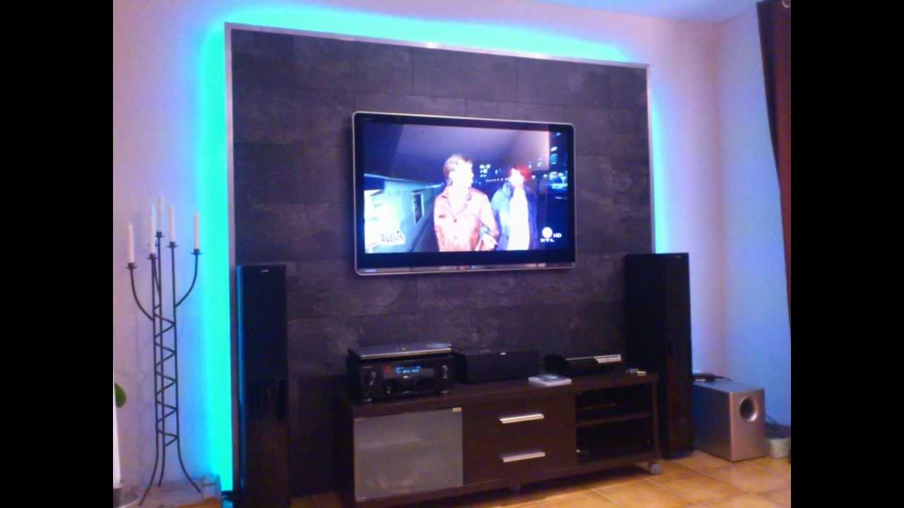 Perfekt Tv Wand Ikea Bestand An Wohndesign Dekoration