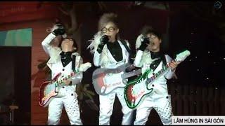 HKTM - ROCK SAIGON