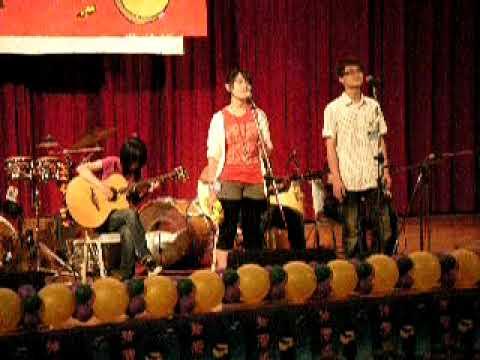 第二屆弦灣盃 團體組 愛之光 (輕鬆玩樂團)