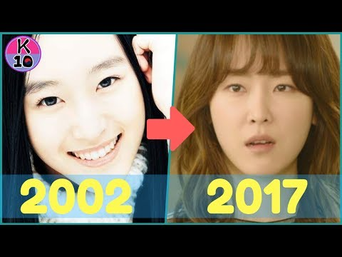 Seo Hyun jin EVOLUTION 2002-2017