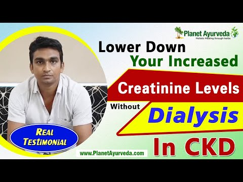 How to Lower Your Creatinine Levels Without Dialysis With Ayurvedic Herbal Medicines